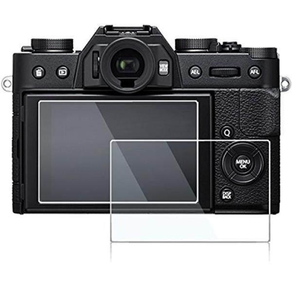 Pelindung Layar untuk Fujifilm X-A1 X-A2 X-M1 X-T20 X-T10 X-E3 X30 Panasonic Lumix LX100, debous Optik Kaca Antigores Foil untuk Fuji XA1 XA2 XM1 XT20 XT10 Xe3 X-30 Panasonic LX100 Camera (2 Pack) -Intl