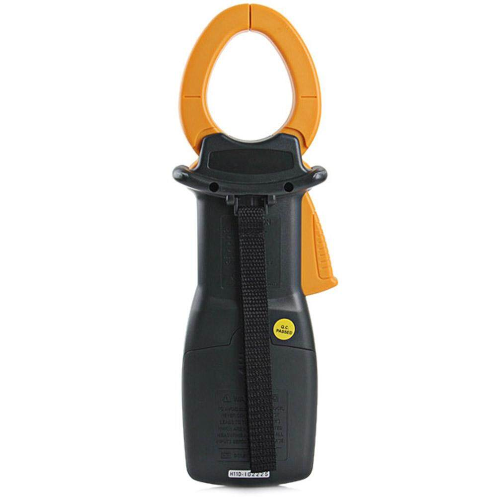 MS2205 LCD PROFESSIONAL MULTIFUNCTION 3 PHASE CLAMP METER POWER FACTOR CORRECTION TRMS 4 WIRE
