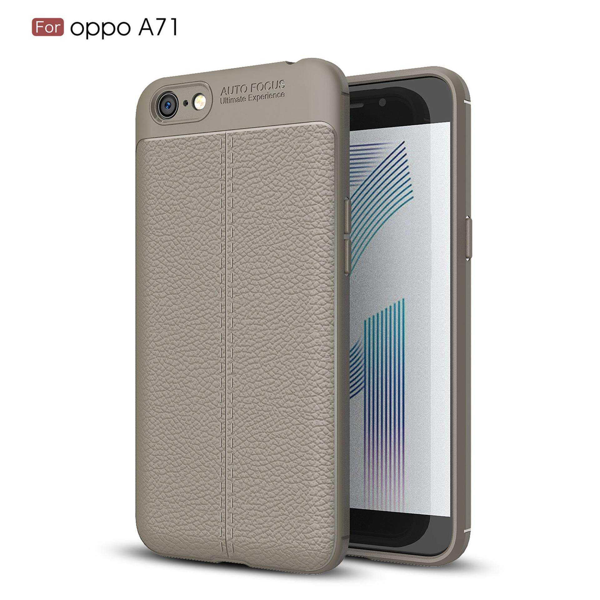 For OPPO A71 360 Degree Protections Ultra Slim Thin TPU Rubber Soft Skin Silicone Protective Phone