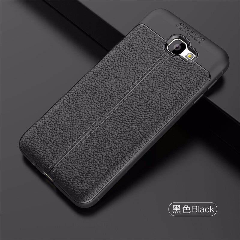 Jual casing belakang backdoor tutup baterai samsung J5 yfolshop Source · Samsung Galaxy J5 Prime cover case casing Focus Fiber Black Blue