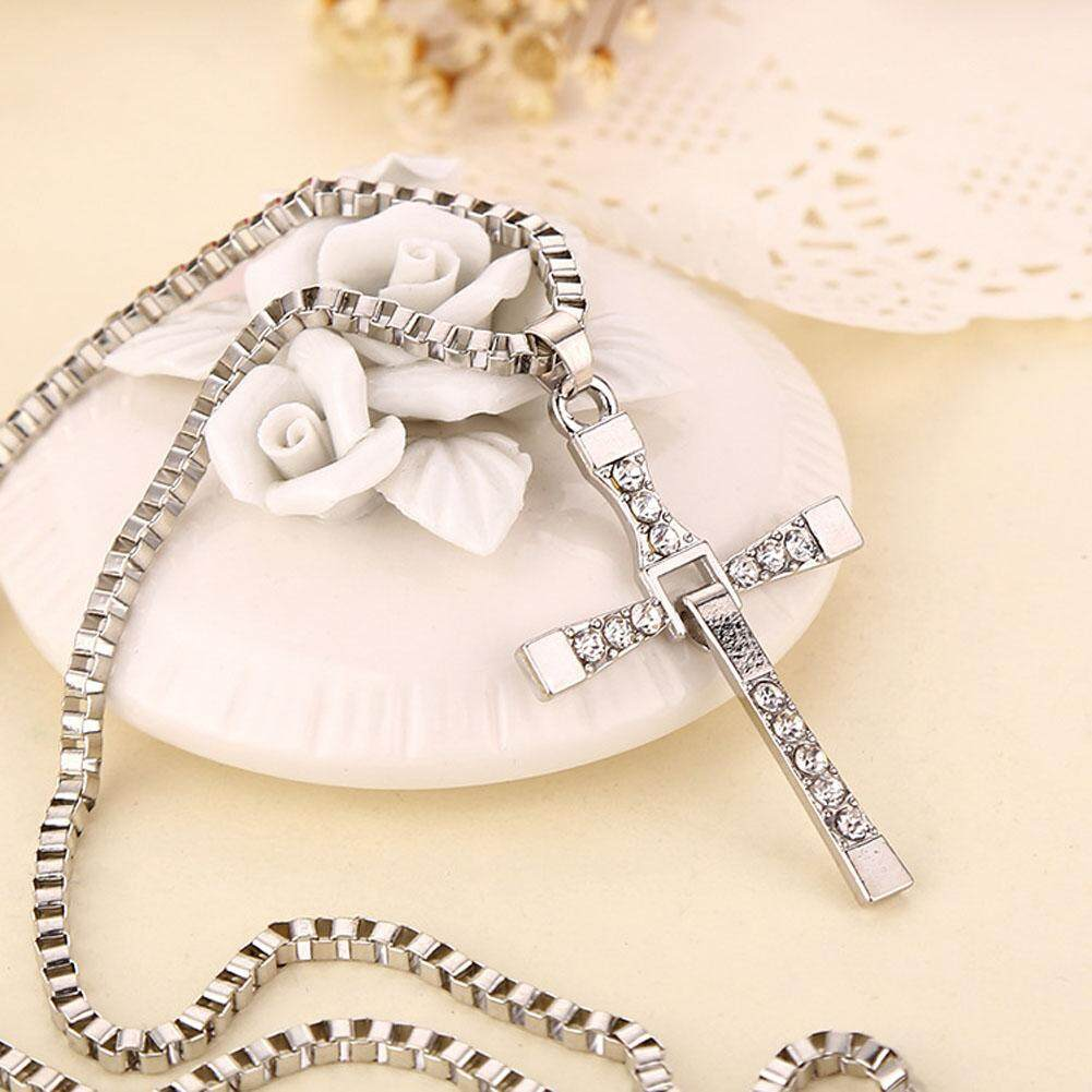 Review Amart Fast And Furious Dominic Toretto Cross Pendant