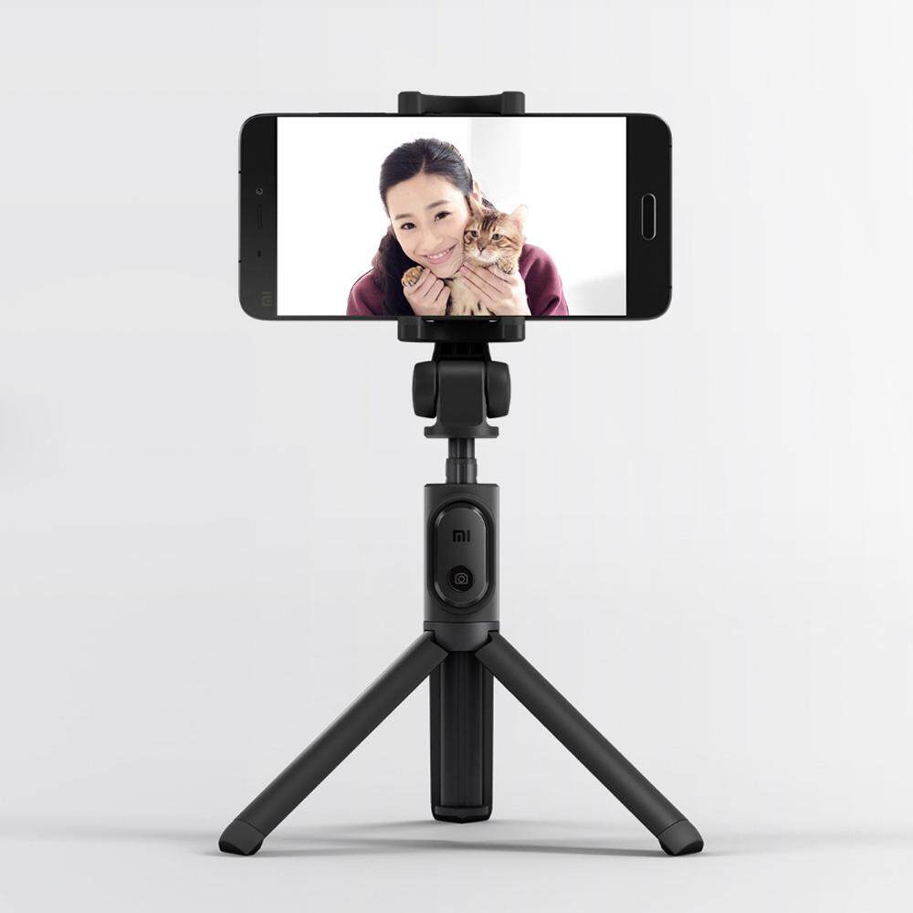 Xiaomi Tripod Bluetooth Self-timer Handheld Monopod Stick Extendable Selfie for 56-89mm Width Smartphone for Xiaomi 6 iPhone 7 Plus Samsung S8 Fashionable Stable Safe High Efficiency Antiskid Flexible Perspective Durable - intl