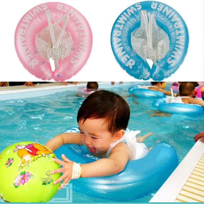 M_home 2018 New Baby Armpit Floating Inflatable Infant Swim Ring Kids Swimming Pool Accessories Circle Bathing