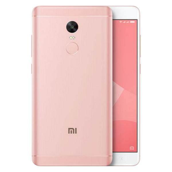 Xiaomi Redmi Note 4X Fingerprint 5.5-inch 4GB RAM 64GB Snapdragon 625 Octa-core 4G Smartphone Pink