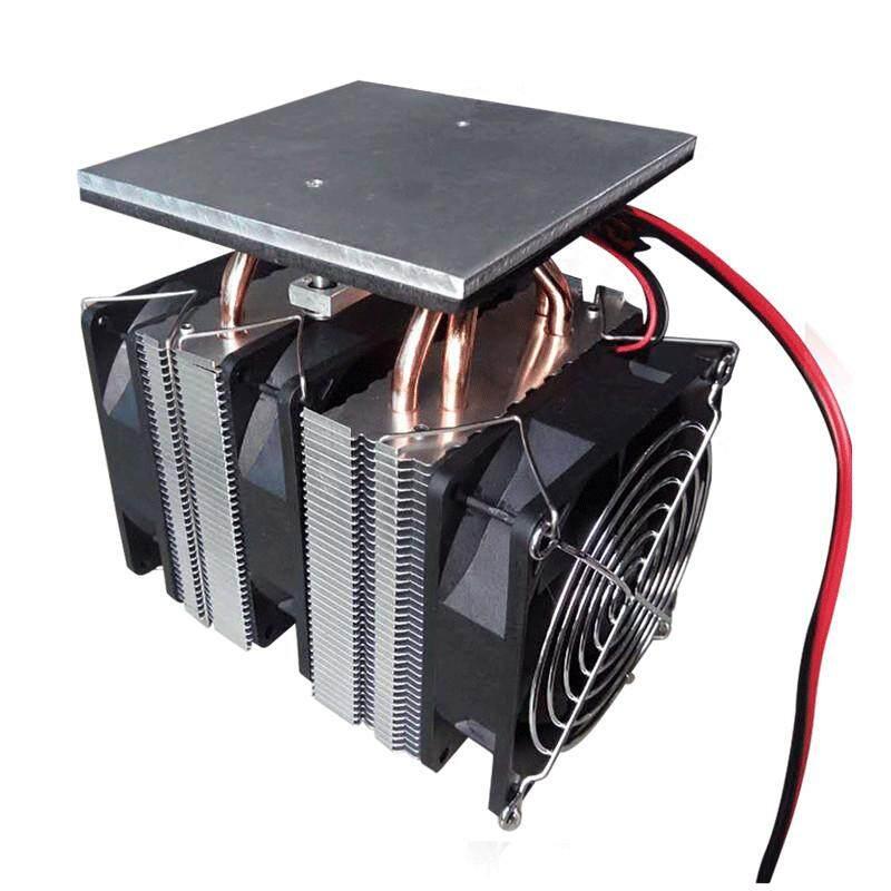 XD-6028 Semikonduktor Kulkas Kecil DIY Refrigerator 12 V Elektronik Kecil Tunggal Kulkas-Internasional
