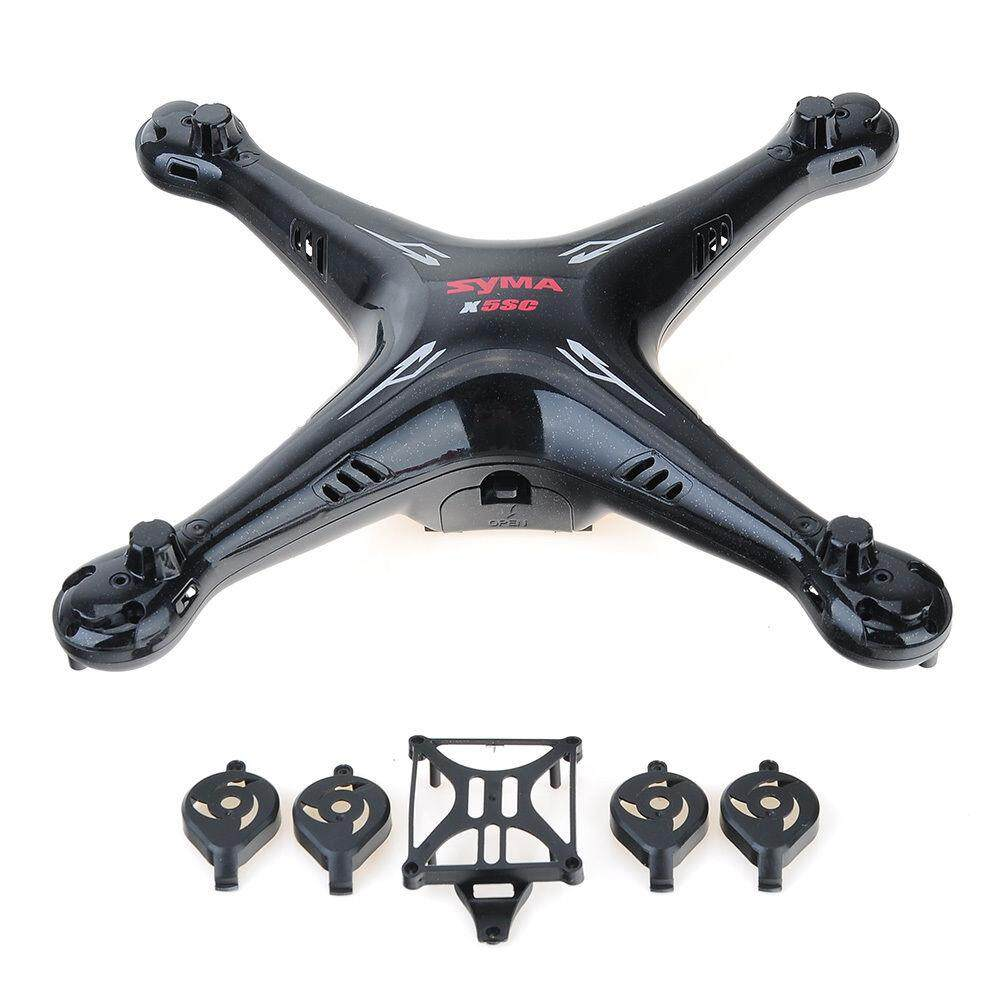 ... Kualitas Tinggi Tubuh Shell Case Drone Suku Cadang untuk Syma X5SC/X5SW Dinamo RC -