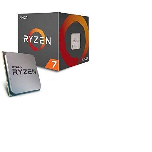 AMD Ryzen 7 1700 Prosesor With Wraith Spire Pendingin LED (YD1700BBAEBOX)