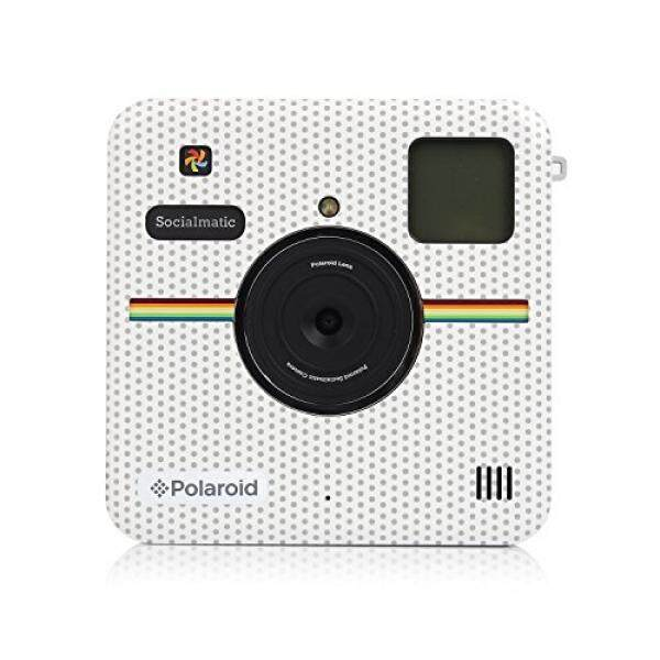 Polaroid Kustom Depan Piring Depan untuk Polaroid Socialmatic-Bola Golf-Internasional