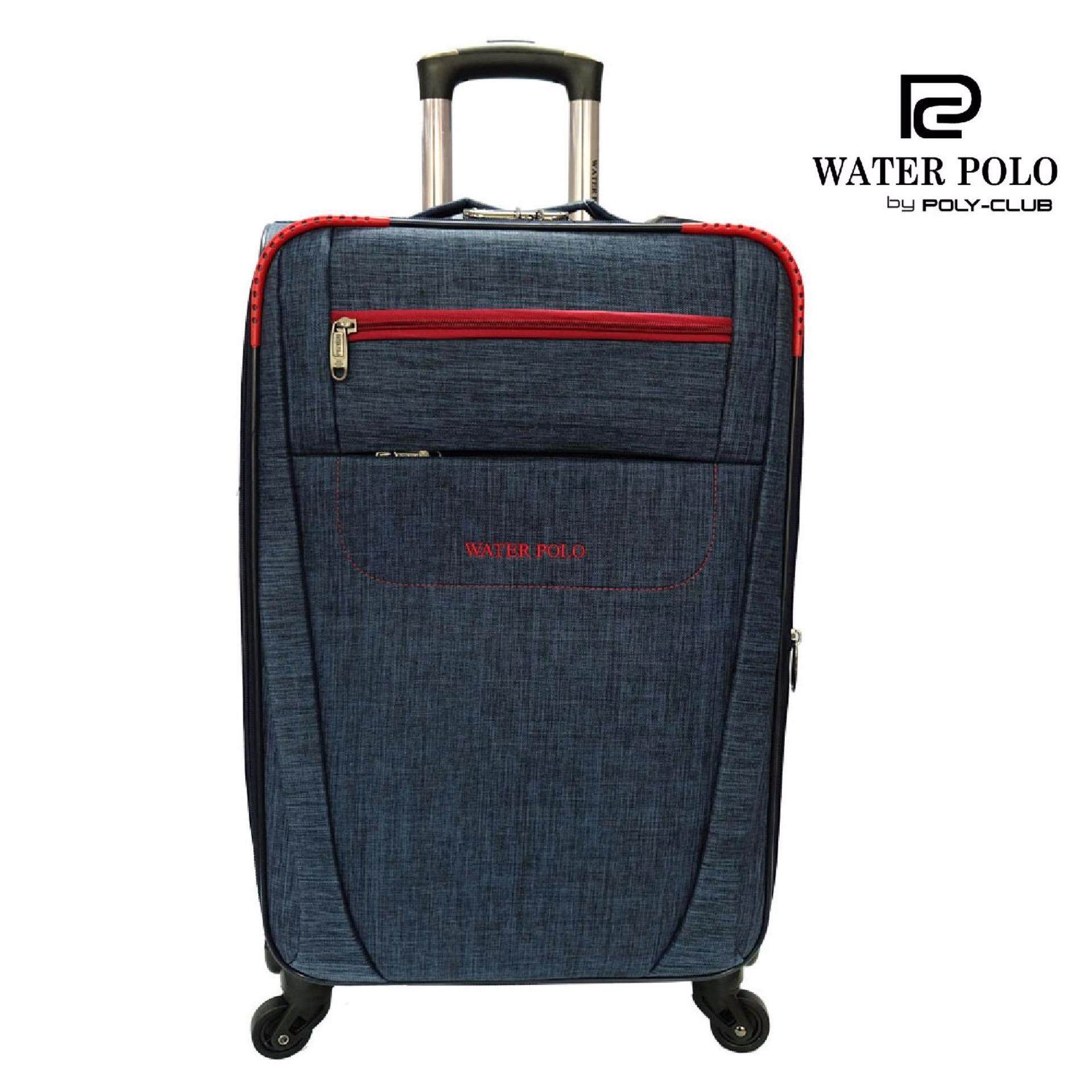Waterpolo WE1682 32 Inch EVA Trolley Case (Navy)