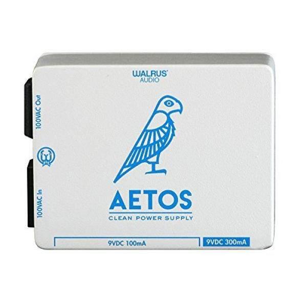 Walrus Audio Aetos 8 Output Power Supply, White/Blue Limited Edition Hanukkah Aetos - intl