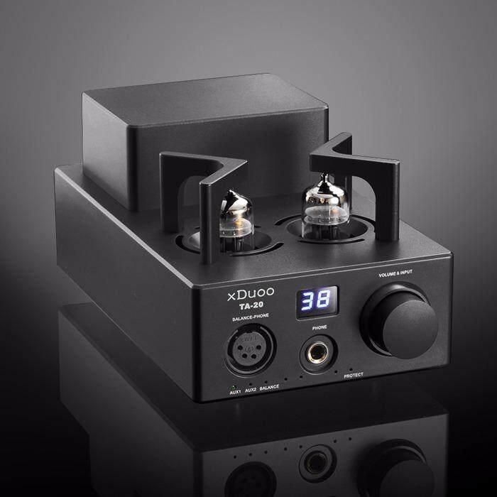 Deals For Xduoo Ta 20 12Au7 Hifi Audio High Performance Balanced Tube Headphone Amplifier Intl