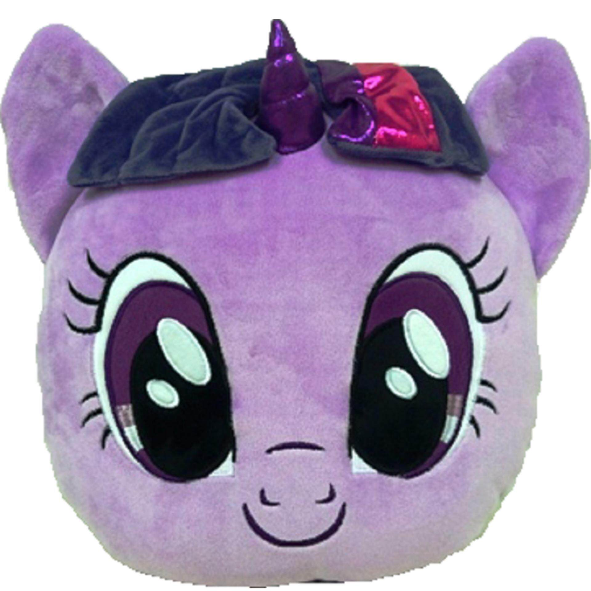 My Little Pony Face Cushion - Twilight Sparkle