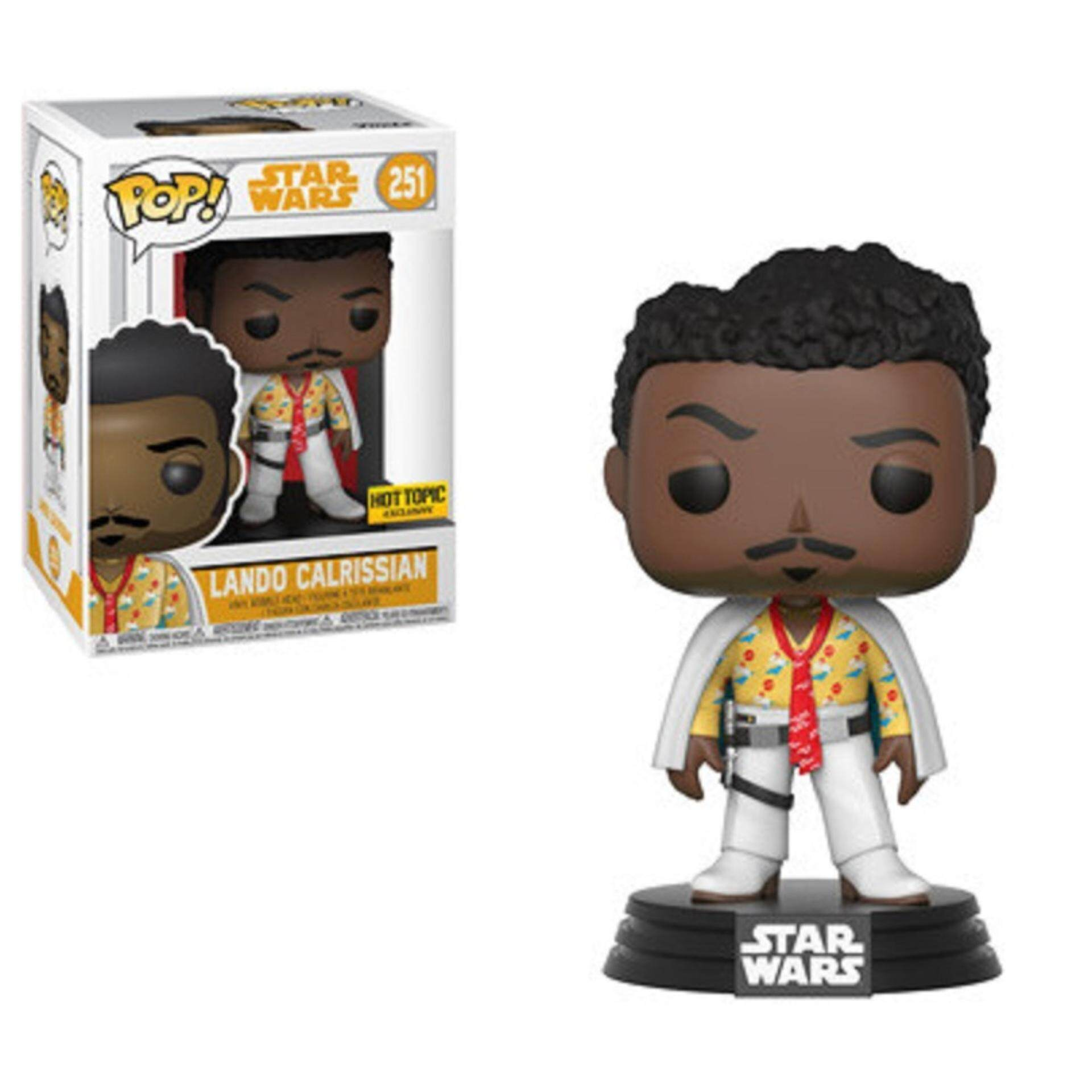 FUNKO POP! Star Wars Solo Exclusive Figure - Lando Calrissian Toys for boys