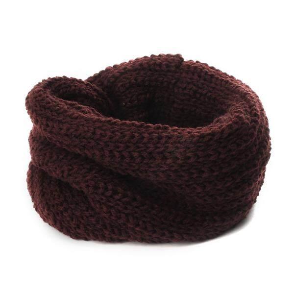 Hot Warm Winter Cute Child Kid Baby Boy Girl Knit Scarf Shawl Wrap Neckerchief By Moonbeam.