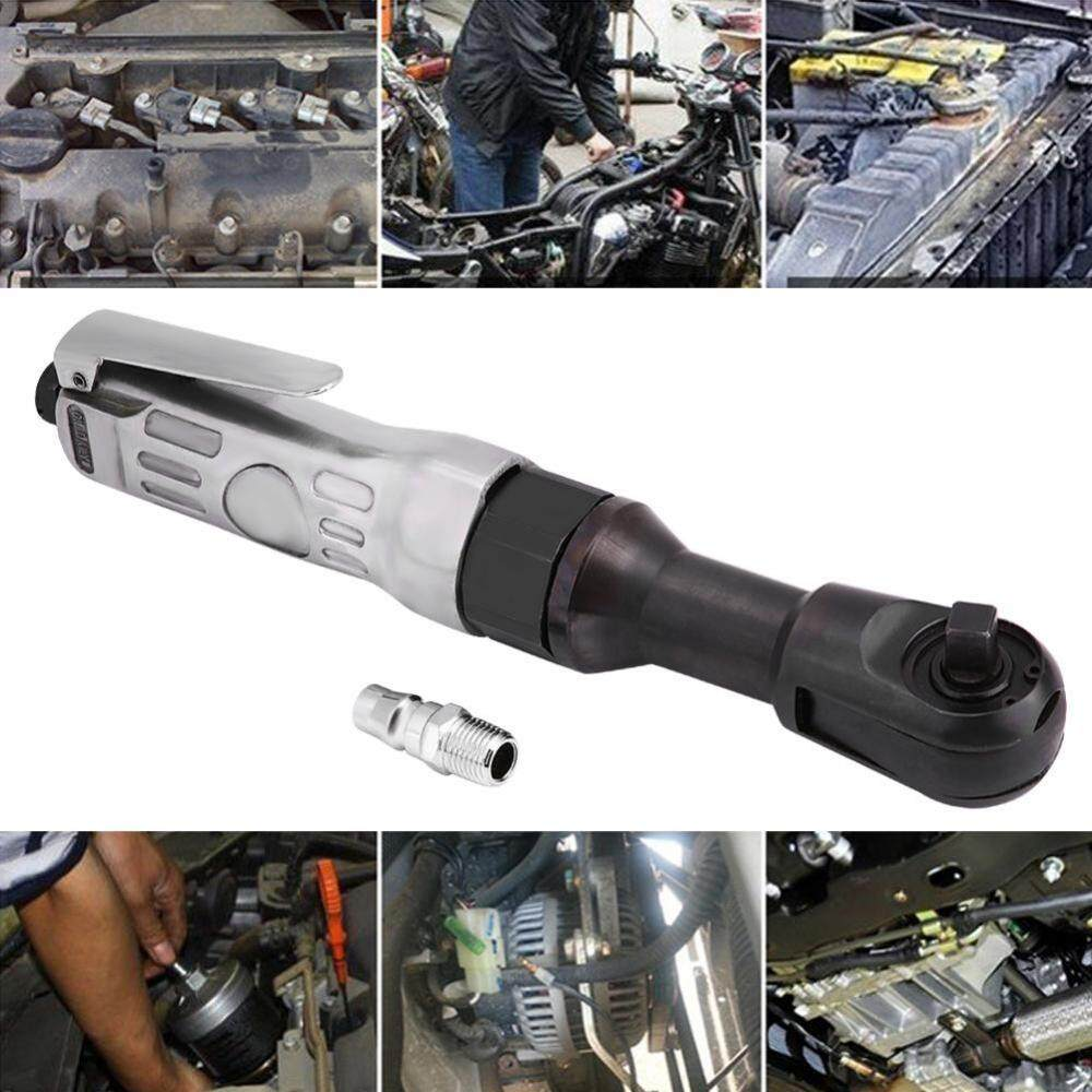 Air Ratchet Wrench Torsion Drive Spanner Pneumatic Auto Repairing Tool 3/8 10mm Heavy Duty