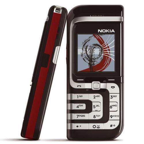 N'okia 7260 Mobile (Fresh Import) Limited Edition (Random Color)