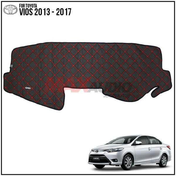 TOYOTA VIOS 2013 - 2017 DAD GARSON VIP Custom Made Non Slip Dashboard Cover Mat