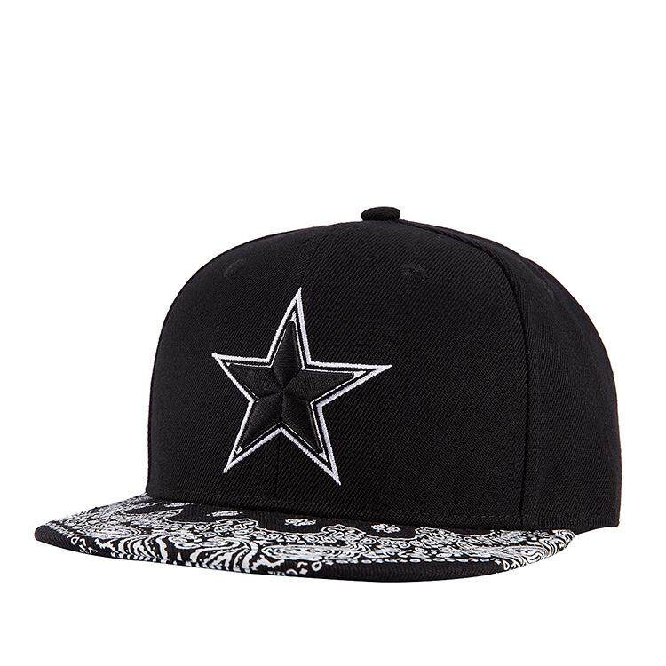 Wuke Pentagram Embroidery Sports Outdoors Hip Hop Cap Casquette Fashion  Baseball Gorras for Men Women Fitted dccc5c4d57