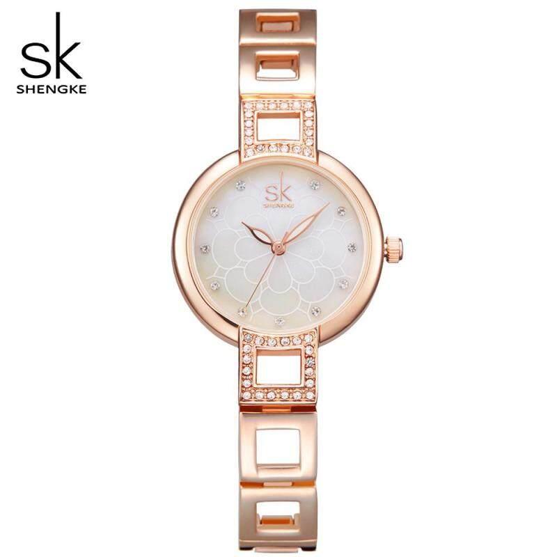 SK new fashion watch womens rhinestone quartz watch relogio feminino the women wrist watches dress fashion watch reloj mujer Malaysia