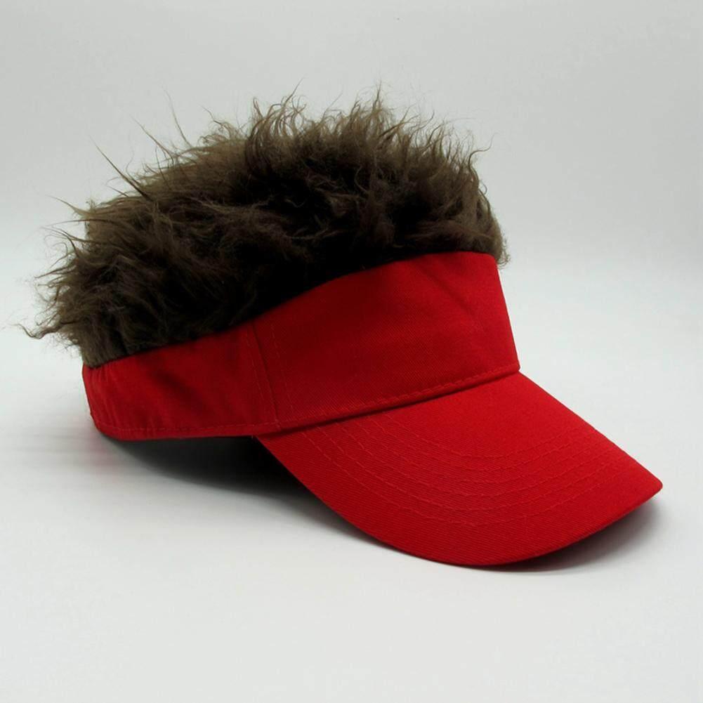 Lucu Bebek Lidah Matahari Panggul-Hop Sunshade Golf Topi Kreatif Teguran  Bisbol Topi-Internasional 1e457a780c