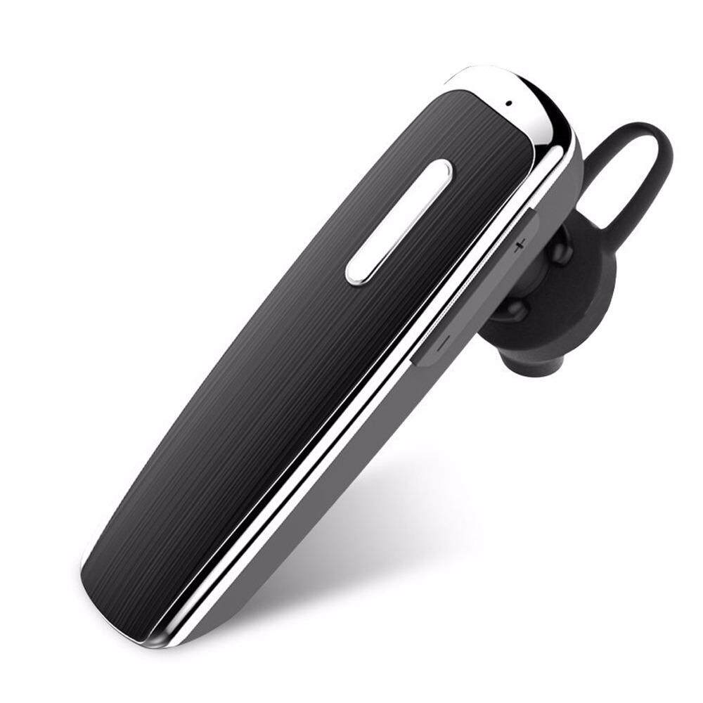 60 Days Standby Bluetooth Earphone Portable Mini Headset Hand Free Bluetooth Wireless Earphone with Mic for iphone android - intl