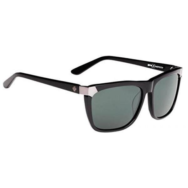 Spy Optic Emerson Kacamata untuk Pria dan untuk Wanita Optimal Kejelasan Tahan Pecah Lensa Besar Unisex Gaya dengan Dipatenkan Detail Meningkatkan lensa Bahagia Tech Bagus untuk Aktivitas Luar Ruangan-Intl
