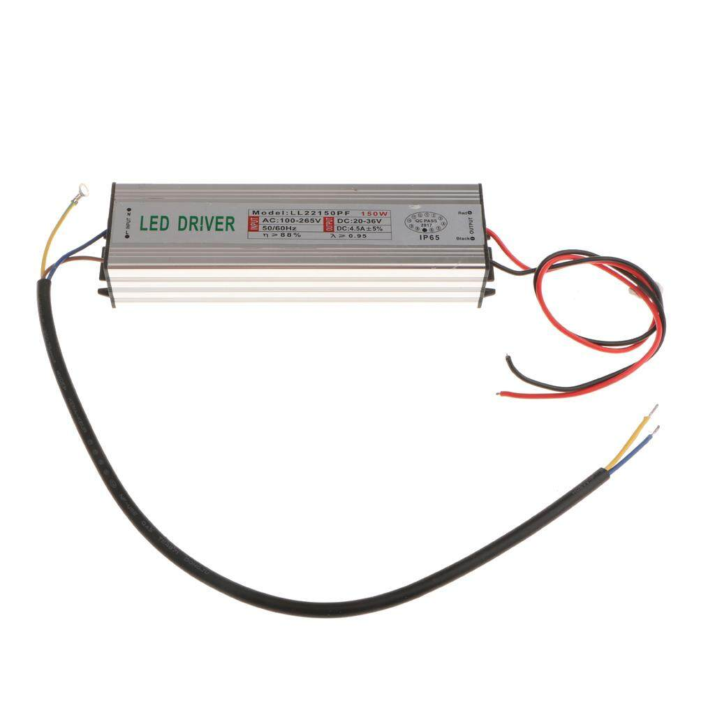 1w Led Driver Features Mengs R 4 7x Power Supply Transformer 100 Bolehdeals Waterproof Switching 150w