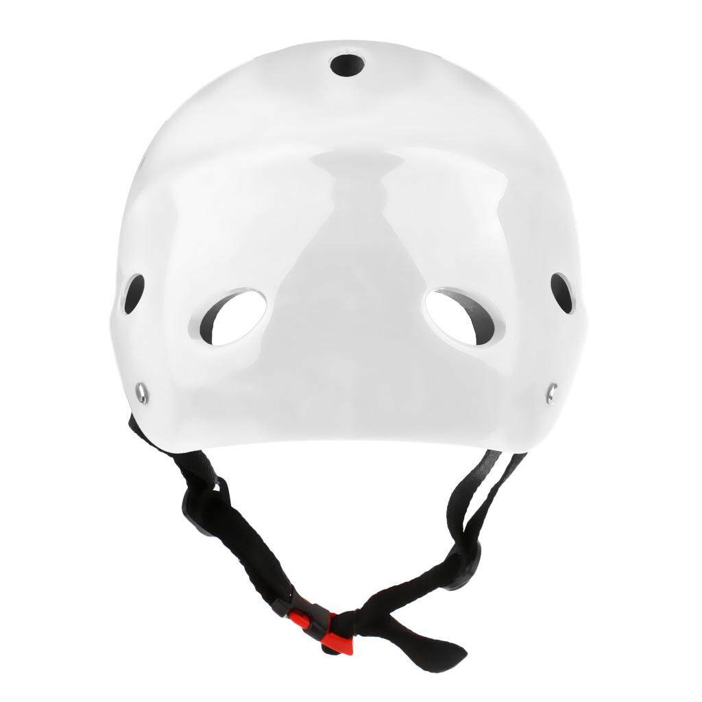 Miracle Shining Kayak Safety Helmet Water Sports Ski Drifting Surf Head Protective Equipment - Intl.