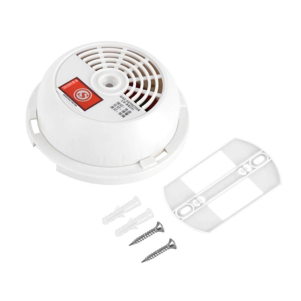 Shanyu 70db Kebocoran Gas Alam Alarm Peringatan Sensor Detector Rumah Alat Keamanan dengan Lampu Indikator-Internasional