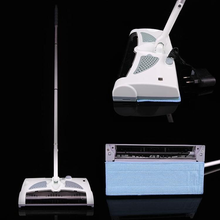 List Price 1Pc Wireless Hand Sweeping Machine Household Electric Mopping Machine Vacuum Cleaner Automatic Charging Sweeping Mop Intl Oem