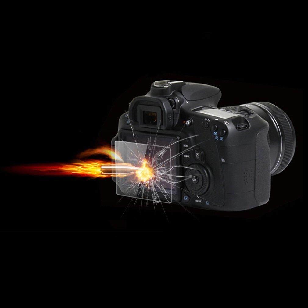 Elec Optik Kaca Antigores Layar Kamera Pelindung HD PENUTUP UNTUK Canon 750D Jelas