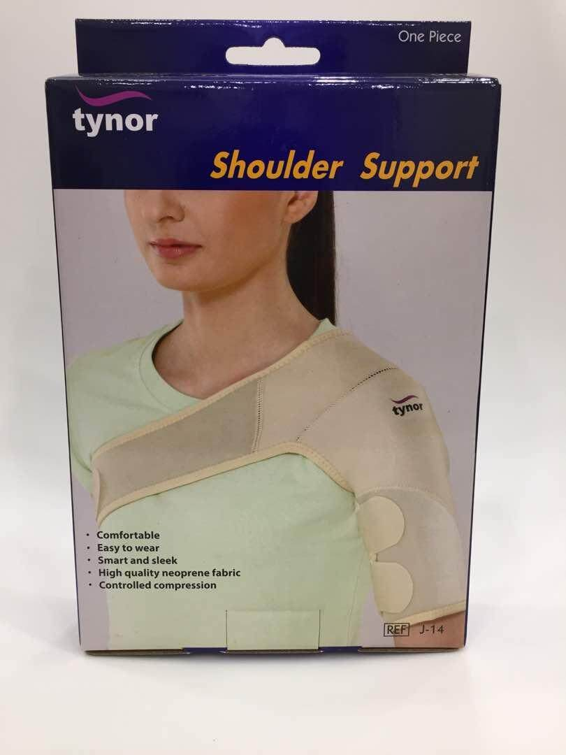 Tynor Shoulder Support (Universal Size)  (Beige)