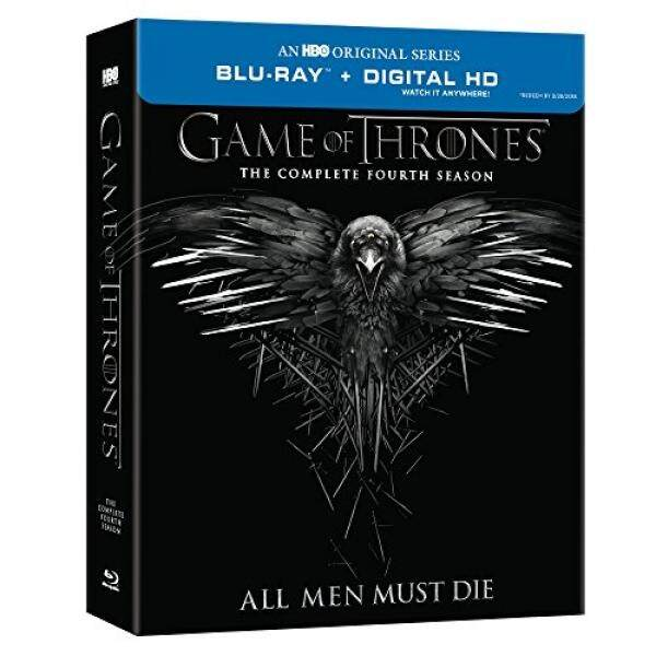 Game of Thrones: The Complete Fourth Season [Blu-ray] - intl