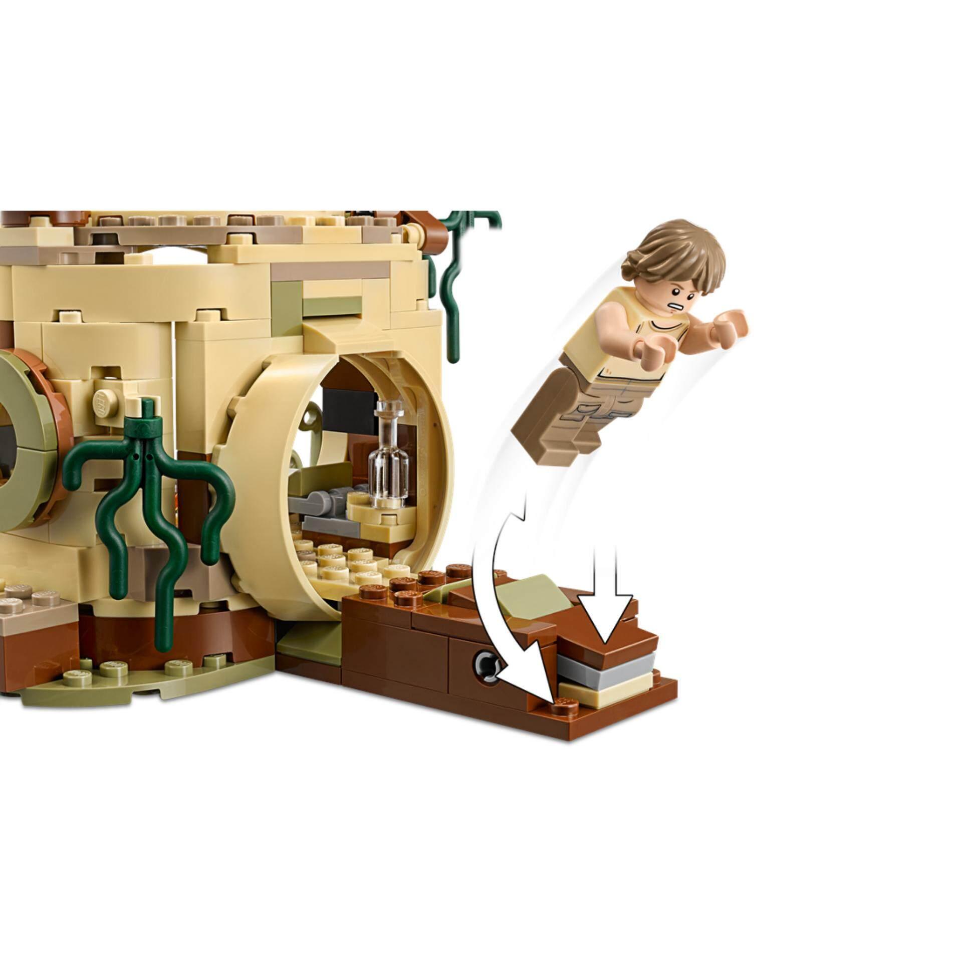 LEGO(R) Yoda's Hut - 75208 - 3