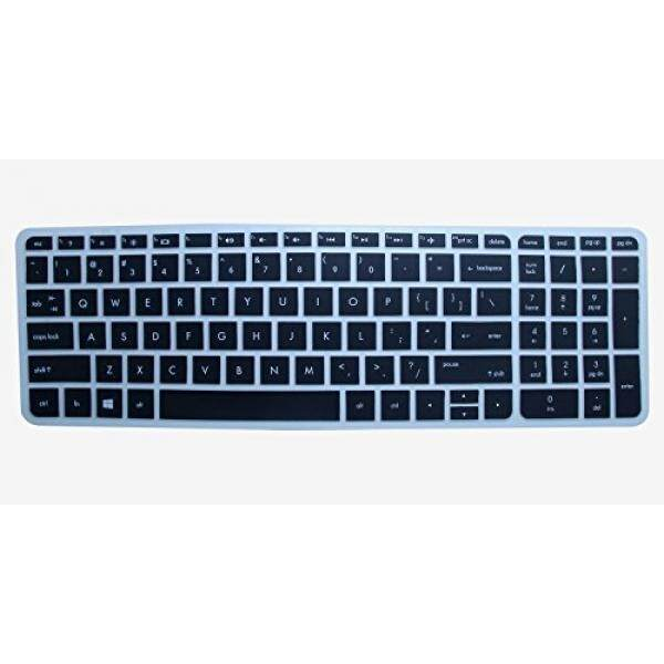 iBenko Keyboard Silicone Cover Skin Protector for Newest HP Pavilion 17.3