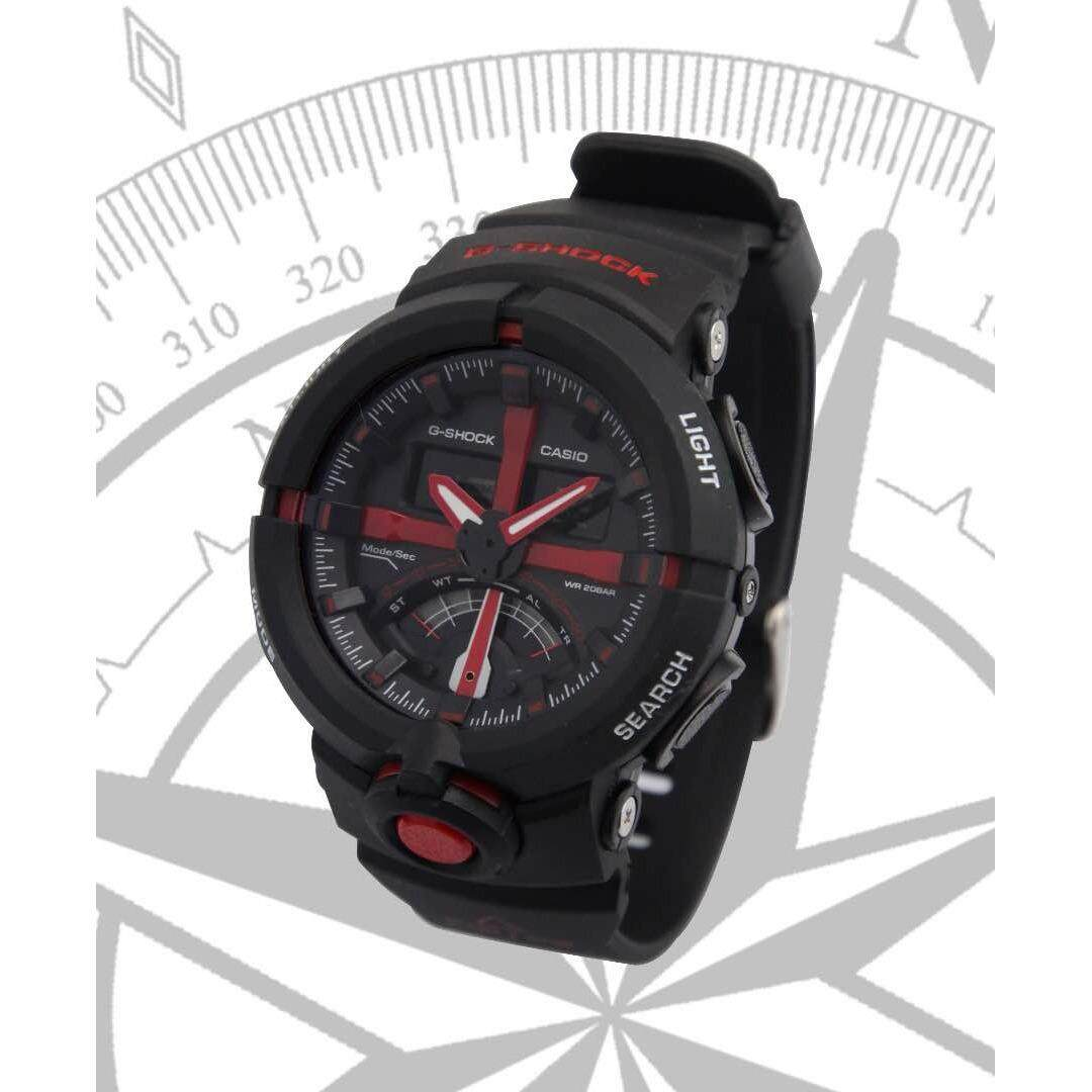e16a688c1e5a Casio G-Shock Mens Digital Analog Limited Edition Resin Black Red Watch  Malaysia