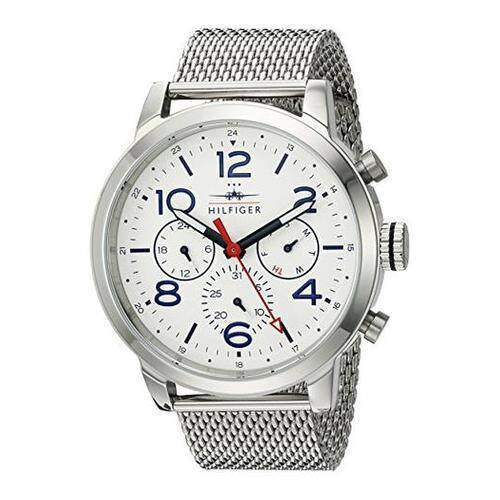 b8d0b66695188  Tommy Hilfiger  Tommy Hilfiger Men s  JAKE  Quartz Stainless Steel Casual  Watch