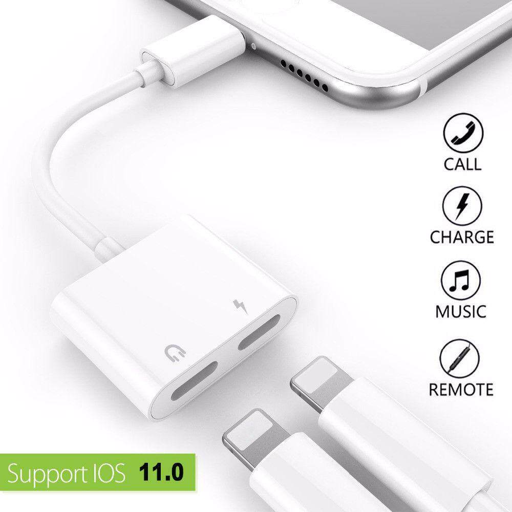 Yumoto Kabel Data Multifungsi 2 In 1 Iphone 5 Android Microusb To Ikawai Cow Keychain 2in1 Lightning Random 35mm Audio Adapter Transfer For 7 Plus Iphone8