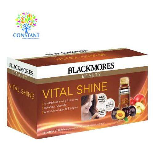 Blackmores Vital Shine 50ml 12's
