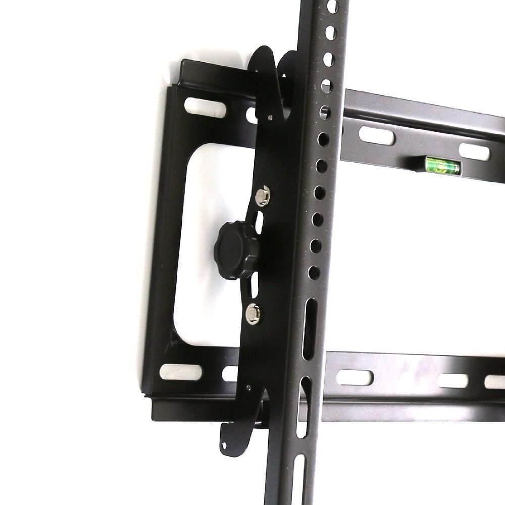 Hình ảnh XJING Good Quality TV Wall Mount Hanger For LCD LED Plasma Flat Panel Television Bracket Universal For 26 To 55 Inch TV Hanger - intl