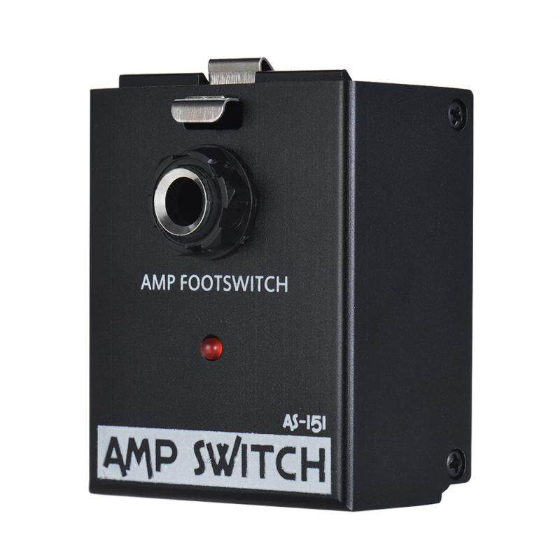 BIYANG LiveMaster Series AS-151 AMP Footswitch Amplifier Switch Guitar Effect Pedal Module True Bypass Malaysia