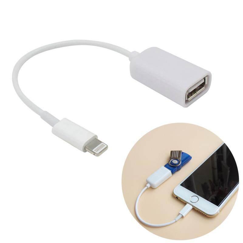 Baru Kabel Adaptor Perangkat Koneksi Kamera Dock Konektor untuk USB OTG untuk iPad Mini iPad 4 iPad Air-Internasional