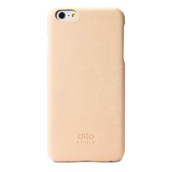 Alto Buatan Tangan Premium Kulit Italia Case untuk Apple iPhone 6 Plus & iPhone 6 S PLUS Asli-Internasional