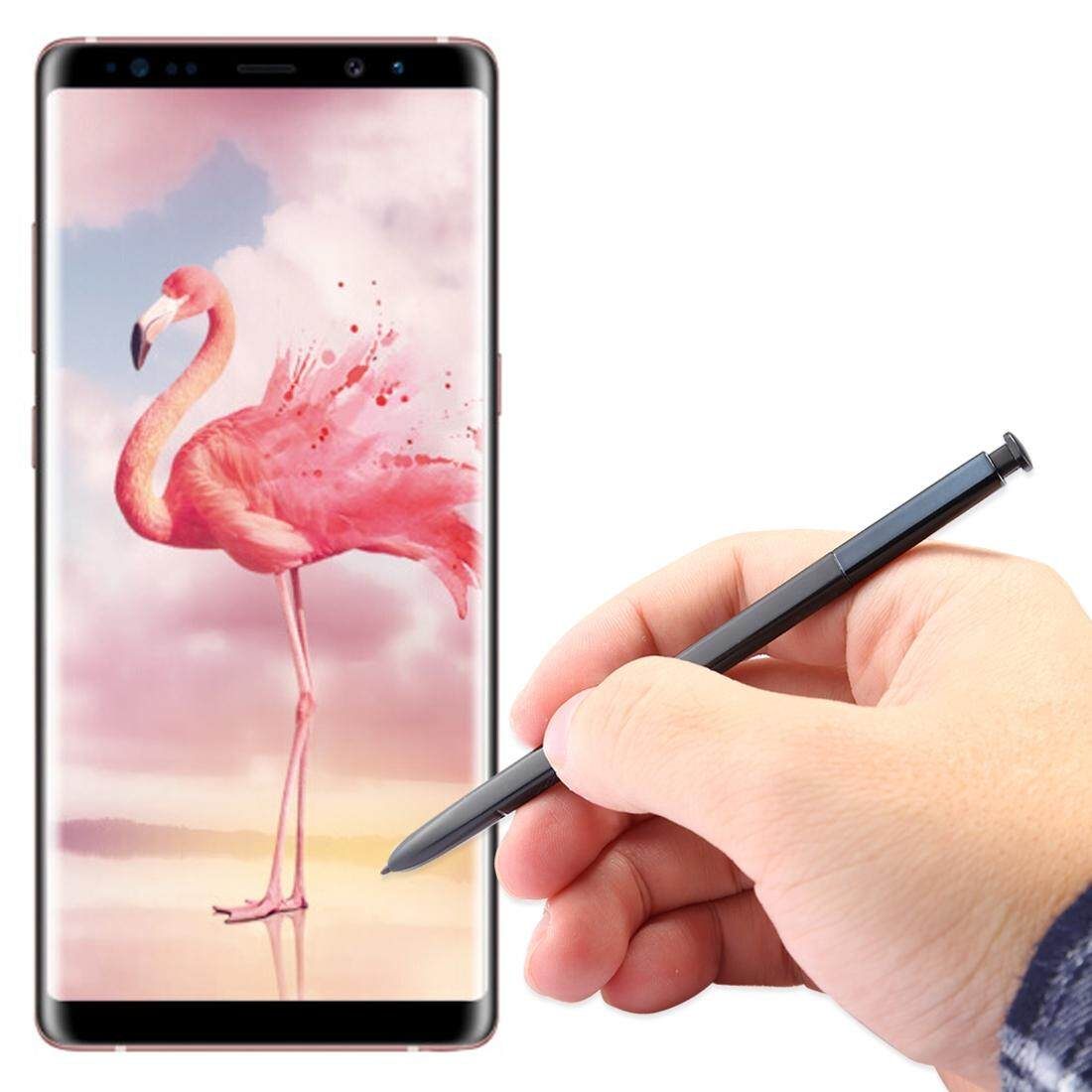 For Samsung Galaxy Note 8 / N9500 Touch Stylus S Pen(Black) - intl