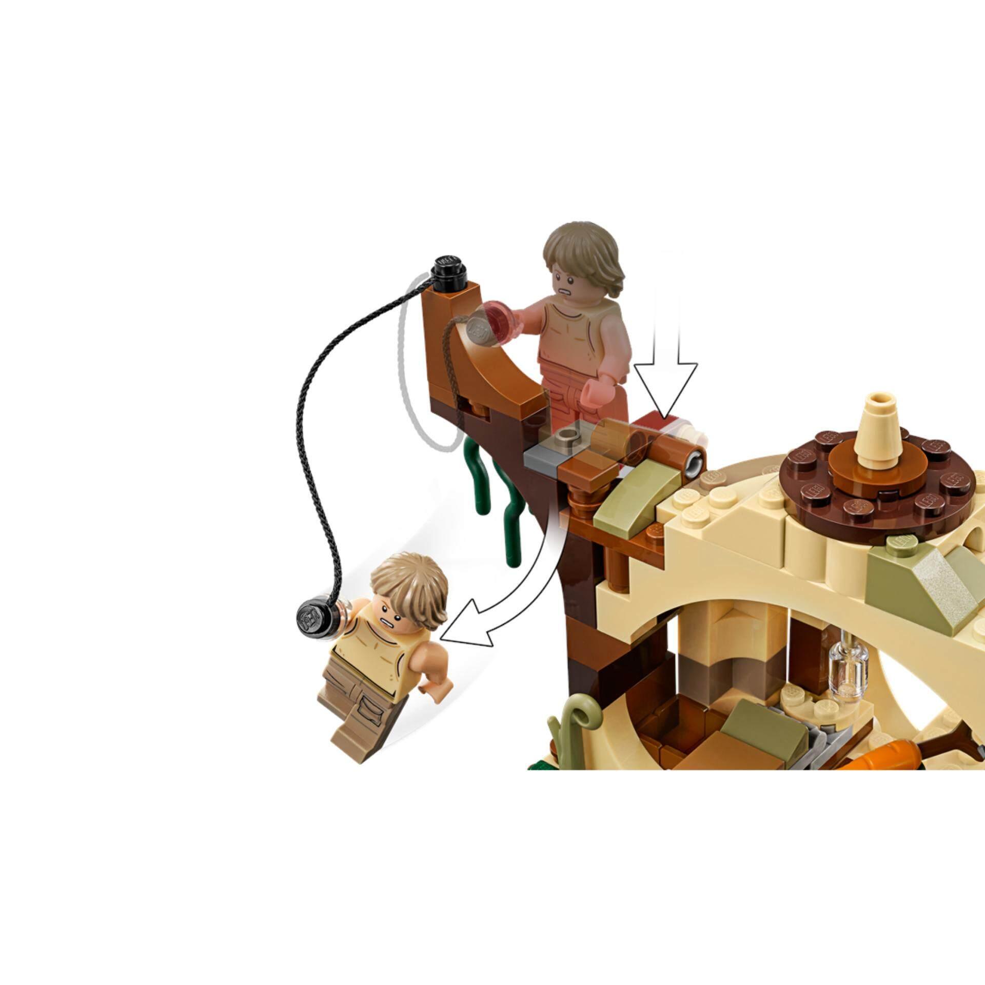 LEGO(R) Yoda's Hut - 75208 - 4