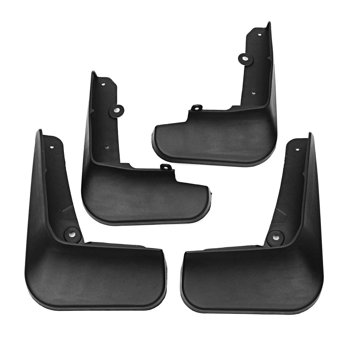 4pcs car Front Rear Mud Flap Mudguards for 2017 Mazda CX-5 CX5 - intl