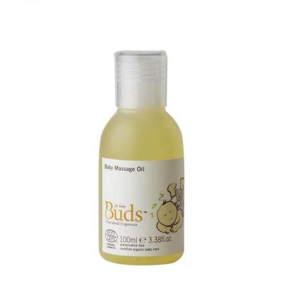 Buds Cherished Organics : Baby Massage Oil 100ml