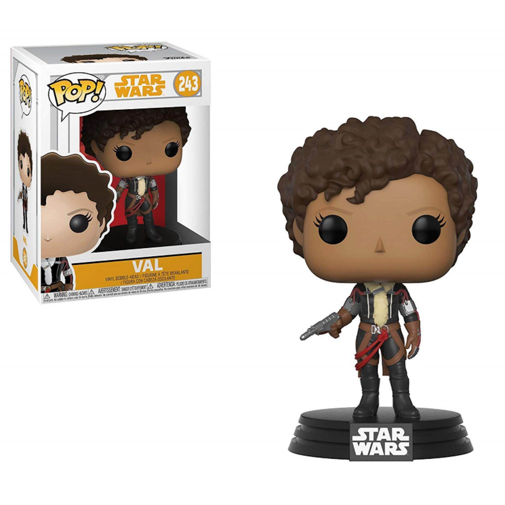 FUNKO POP! Star Wars Solo Figure - Val Toys for boys