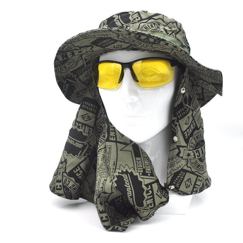 Bonny hat can be deformable to unbuckle summer sun hat fishing hat sun hat  summer camouflage 3152d754d3f