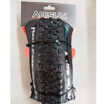 LS 26 x 2.10 Arisun Tyre MTB Mount Cameron Ultralight Folding Bead Tire 60TPI